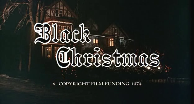 we watched this because december 25 is national haberdashers day and if theres one thing black christmas means to us its silly hats or just a sort - Watch Black Christmas